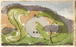 Landscape   Arthur Dove   Oil Painting