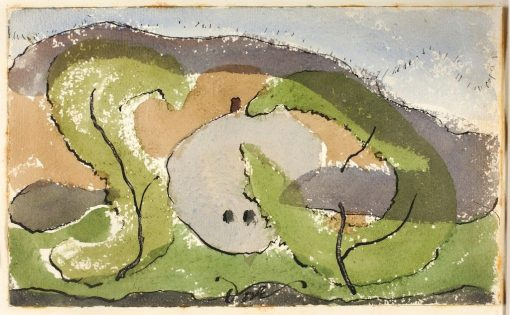 Landscape | Arthur Dove | Oil Painting