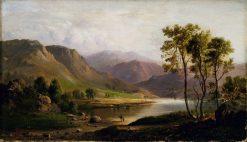 Loch Long | Robert Seldon Duncanson | Oil Painting