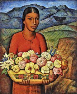 Florida Mexicana | Alfredo Ramos Martinez | Oil Painting