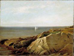 Maine Coast | William Edward Norton | Oil Painting