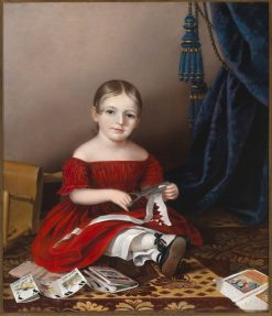 Mary Leypold Griffith | Sarah Miriam Peale | Oil Painting