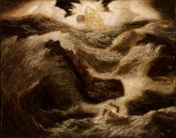 Jonah   Albert Pinkham Ryder   Oil Painting