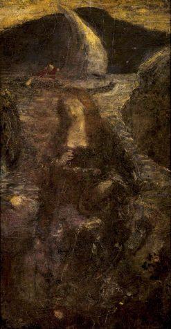 Passing Song | Albert Pinkham Ryder | Oil Painting
