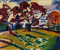 Winds | H. Lyman Saÿen | Oil Painting