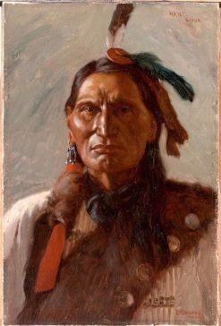 Hand | Joseph Henry Sharp | Oil Painting