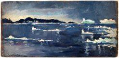 Littleton Island | Frank Wilbert Stokes | Oil Painting