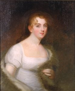 Mary Abigail Willing Coale | Thomas Sully | Oil Painting