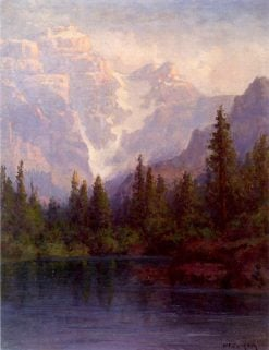 Lake Louise | William Franklin Jackson | Oil Painting