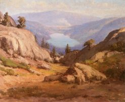 Donner Lake | William Franklin Jackson | Oil Painting