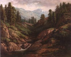 Soda Springs | William Franklin Jackson | Oil Painting