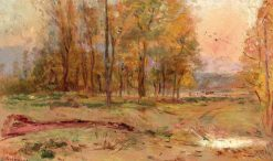 Autumnal Landscape | Albert Lebourg | Oil Painting