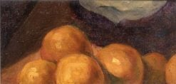 Still Life with Oranges | Emile Bernard | Oil Painting