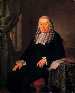 Hendrik Hooft Danielsz. | Adriaan de Lelie | Oil Painting