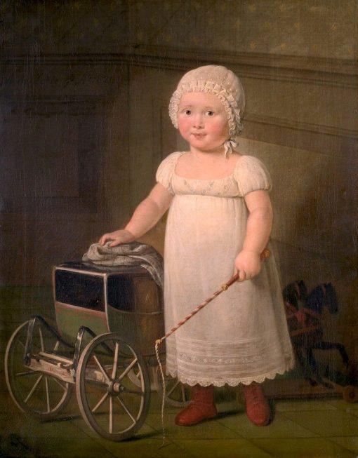 Jacobus de Neufville | Adriaan de Lelie | Oil Painting
