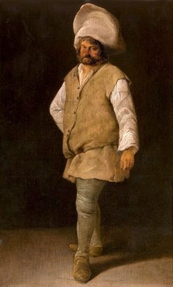 A Porter | Adriaen Brouwer | Oil Painting