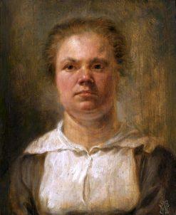Portrait of a Woman | Adriaen van Ostade | Oil Painting