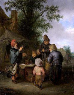 The Quack | Adriaen van Ostade | Oil Painting