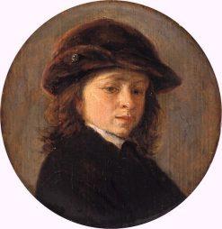 Portrait of a Boy | Adriaen van Ostade | Oil Painting