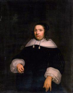 Portrait of Christina Pyll | Aelbert Cuyp | Oil Painting