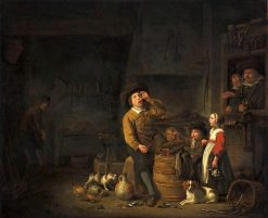 The Mussel Eater | Aelbert Cuyp | Oil Painting
