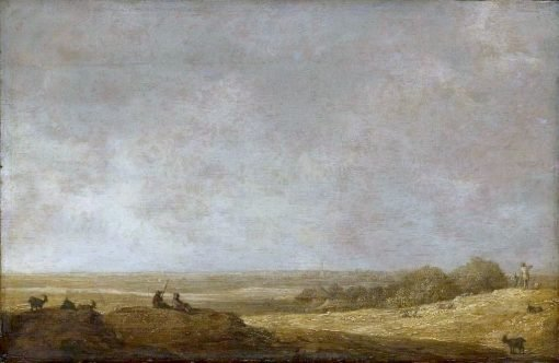 River Valley Landscape | Aelbert Cuyp | Oil Painting