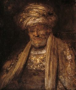 Portrait of an Oriental Man | Aert de Gelder | Oil Painting