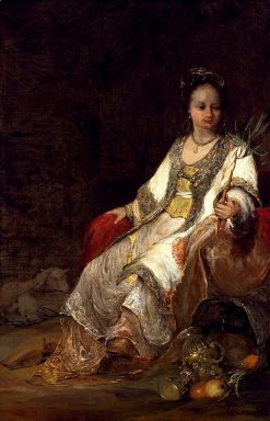 Allegory on Peace | Aert de Gelder | Oil Painting