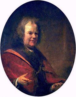 Portrait of Herman Boerhaave | Aert de Gelder | Oil Painting