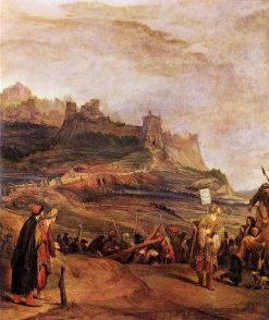 The Way to Golgotha | Aert de Gelder | Oil Painting