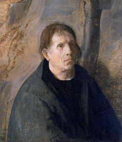 Portrait of a Donor | Aertgen van Leyden | Oil Painting