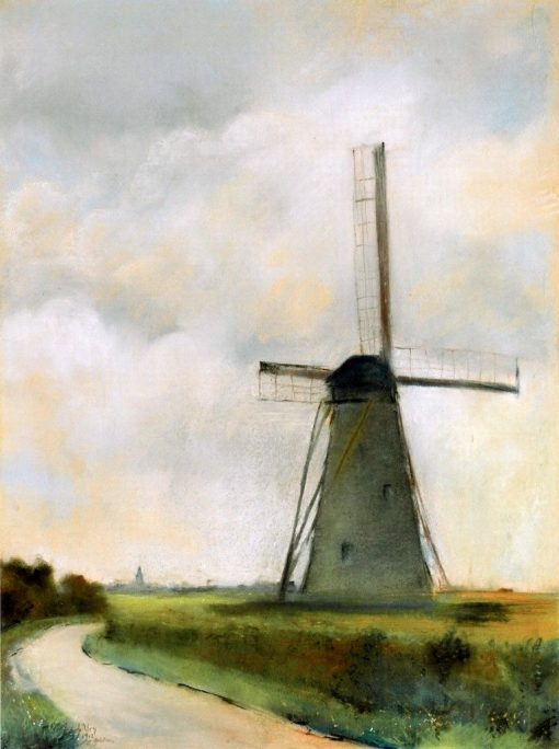 Windmill in Walcheren