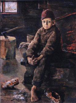 The Pauper | Akseli Gallen-Kallela | Oil Painting