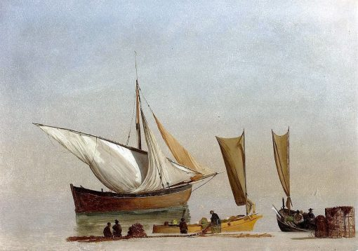 Finsterhorn   Albert Bierstadt   Oil Painting