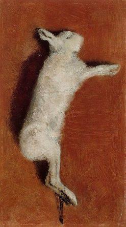 Dead Hare (study) | Albert Edelfelt | Oil Painting