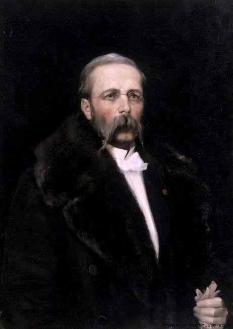 Carl Albert Edelfelt | Albert Edelfelt | Oil Painting