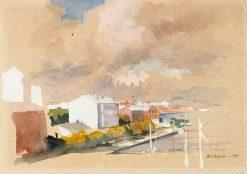 Landscape | Albert Edelfelt | Oil Painting