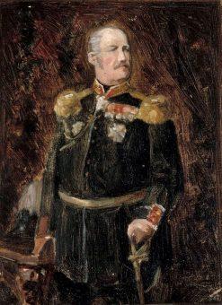 Portrait of General Adjutant