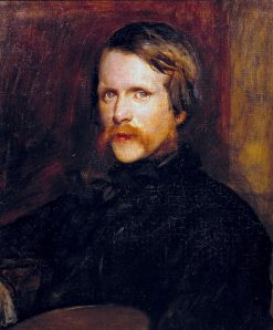 William Blundell Spence | Alfred George Stevens | Oil Painting