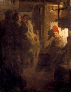 Dance in Gopsmor | Anders Zorn | Oil Painting