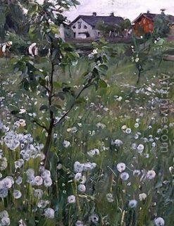 Dandelions | Anders Zorn | Oil Painting