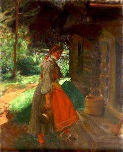Gopsmor | Anders Zorn | Oil Painting