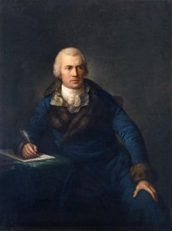 Portrait of Friedrich Heinrich Ludwig of Prussia | Anna Dorothea Therbusch | Oil Painting