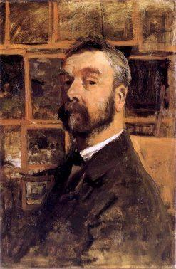Self-Portrait | Anton Mauve | Oil Painting