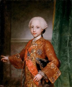 Javier de Borbón y Sajonia