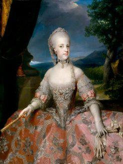 Maria Carolina of Augsburg-Lorena