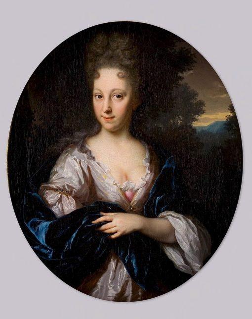Anna Elisabeth Versyl | Arnold Boonen | Oil Painting