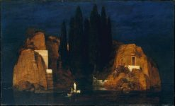 Isle of the Dead II | Arnold Böcklin | Oil Painting