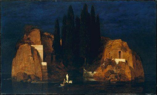 Isle of the Dead II | Arnold Böcklin | Oil Painting