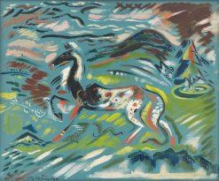 Kô? | Arnold Peter Weisz-Kubín?an | Oil Painting